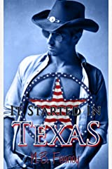 It Started in Texas Kindle Edition