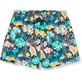 Fred's World by Green Cotton Palm Shorts Pantalones Cortos Casuales para Niñas