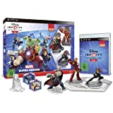 Disney Infinity 2.0: Marvel Super Heroes Starter-Set - Playstation 3 - [Edizione: Germania]