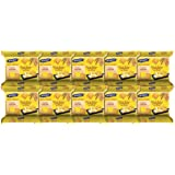 McVitie's Wholewheat Cheese Cracker Biscuits, 120g (Pack of 10)