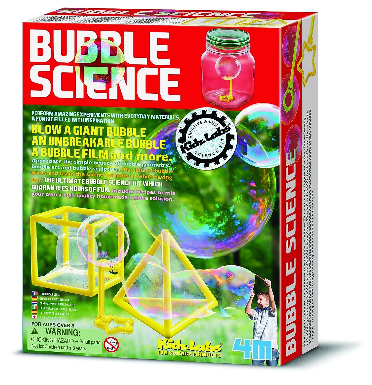 4M Kidz Labs Bubble Robot Amazon Toys & Games