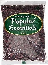 Popular Essentials Premium Red Rajma (Kidney Beans),500g