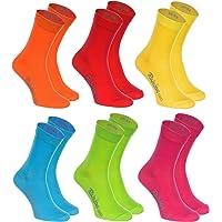 Rainbow Socks - Donna Uomo Colorate Calze di Cotone