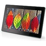Xoro MegaPAD 1404 V2 35,56 cm (14 Zoll) Tablet-PC (QuadCore Cortex A17 1.8GHz, 2GB RAM, 16GB Flashspeicher, IPS 1920x1080, WLAN (2.4/5GHz), Bluetooth 4.0, Android 5.1, 12V DC ohne Akku) schwarz