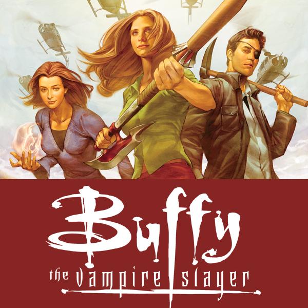 Buffy the Vampire Slayer: Season 8 (Omnibuses) (2 Book Series)
