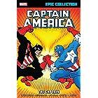 Captain America Epic Collection: The Captain (Captain America (1968-1996)) (English Edition)