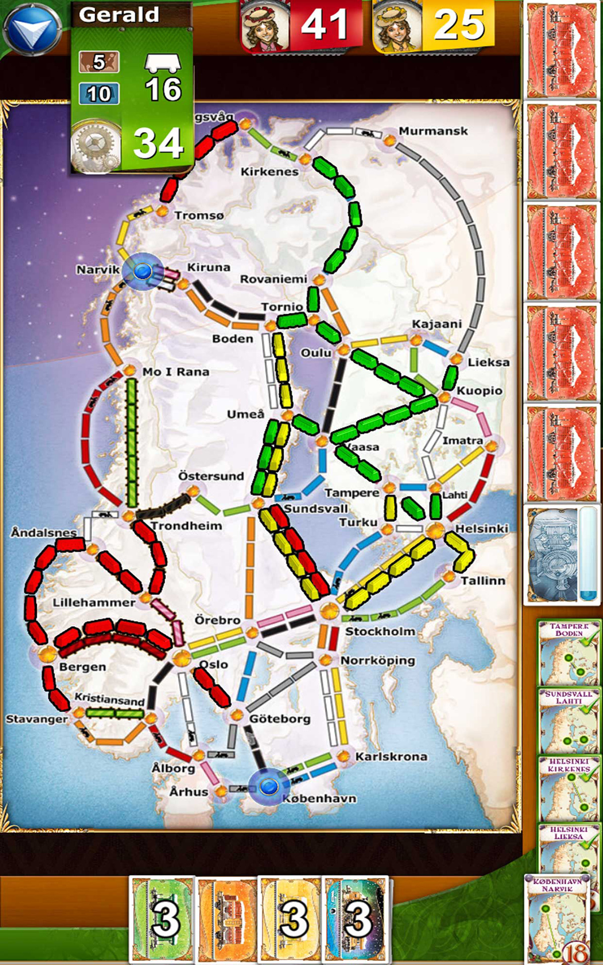 Ticket to Ride - 10
