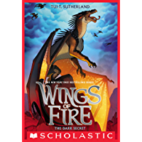 Wings of Fire Book Four: The Dark Secret (English Edition)
