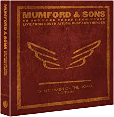 MUMFORD & SONS - LIVE FROM AFRICA: DUST & THUNDER (1 BOX)