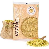 Amazon Brand - Vedaka Popular Moong Dal (Yellow), 1 kg