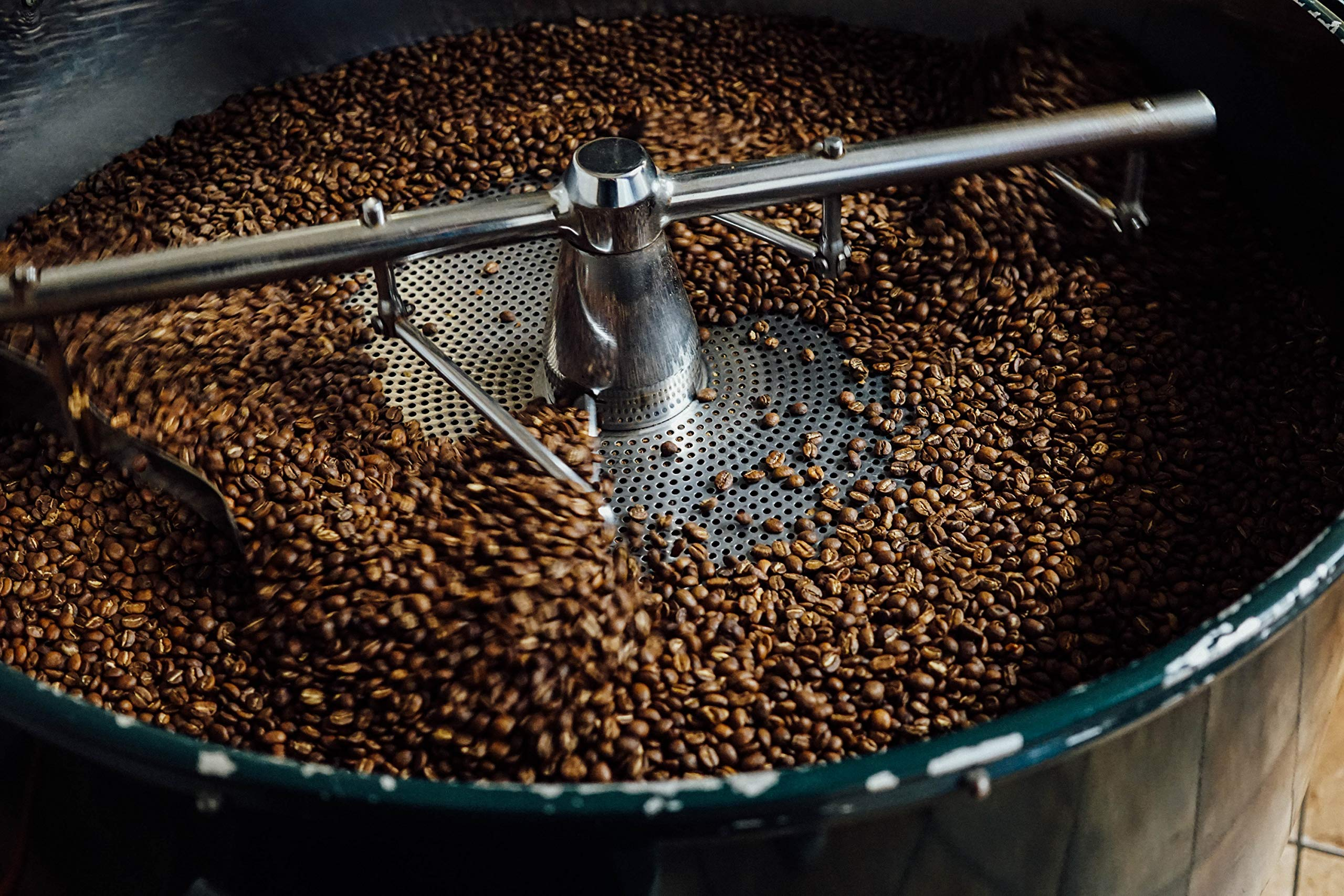 Presto Coffee Beans – Fresh Espresso Coffee – Medium Roast Whole Coffee Beans 1KG – Mid/Dark Roast Arabica – Great Taste Award Winner 2019
