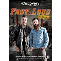 Fast N Loud Season 2 [DVD] [UK Import]