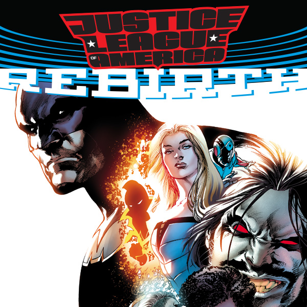 Justice League of America (2017-) (Collections) (5 Book -