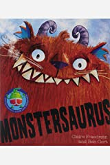 Monstersaurus! Paperback