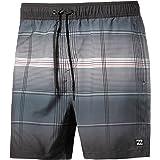 BILLABONG Men's All Day Plaid 16.5 Shorts