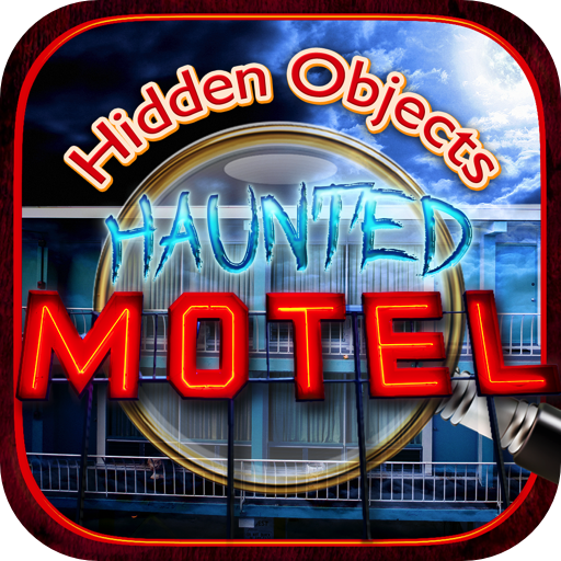 Hidden Objects Haunted Motel, Hotel, Mansions & Manors - Adventure & Puzzle Games FREE (Hidden Object-spiele Scary Kostenlose)