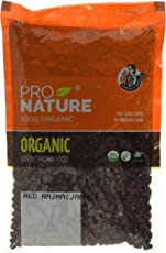 Pro Nature 100% Organic Red Rajma (Jammu) 500g