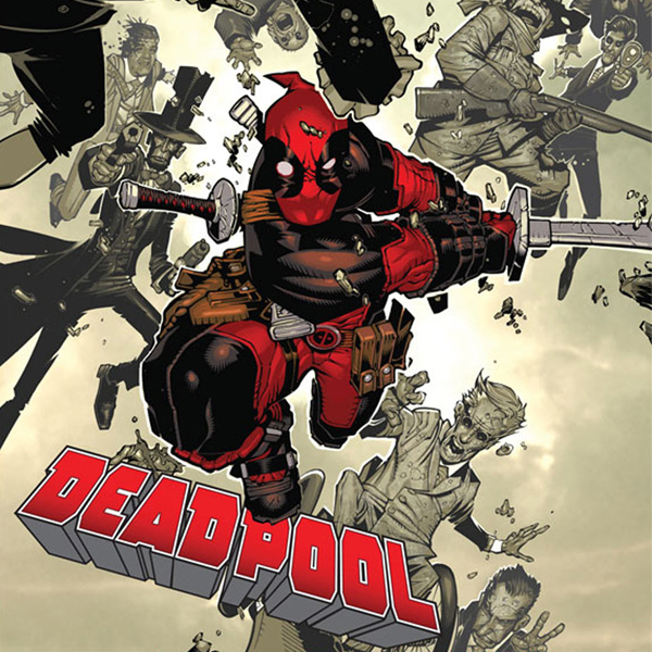 48 Johnson Jimmy (Deadpool (2012-2015) (Issues) (48 Book Series))