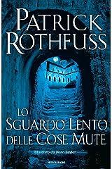 Lo sguardo lento delle cose mute (Italian Edition) Kindle Edition