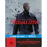 The Equalizer (exklusives Steelbook) [Blu-ray]