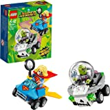 LEGO UK - 76094 DC Super Heroes Mighty Micros: Supergirl versus Brainiac Superhero Toy for Girls and Boys