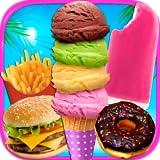 Best Beansprites LLC App Games - School Lunch Food Maker - Kids Cooking Games Review