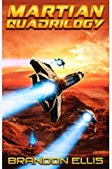 Martian Quadrilogy Box Set: A Mars Space Opera Series: Books 1 - 4 Kindle Edition