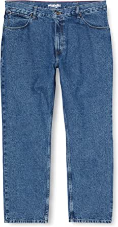 Wrangler Men's Authentic Straight Jeans