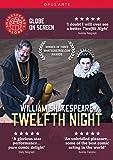 SHAKESPEARE: Twelfth Night (Globe Theatre, 2012)