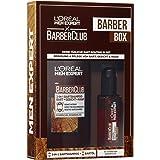 L 'Oreal Men Expert Barber Club + SDHC/3in 1Barber Beard Shampoo 200ml and New Bartöl (30ml)