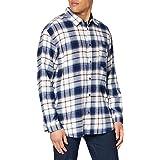 Jack & Jones Jorbrody Shirt LS PS Camisa para Hombre