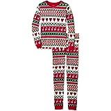 Hatley Organic Cotton Long Sleeve Printed Pyjama Sets Conjuntos de Pijama para Niñas