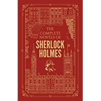 The Complete Novels of Sherlock Holmes (Deluxe Hardbound Edition)