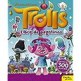Trolls. Libro de pegatinas (Dreamworks. Trolls)