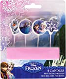 Disney Amscan International Frozen Kerzen-Set