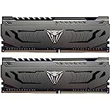 Patriot Viper Steel Series DDR4 16GB (2 x 8GB) 4000MHz Performance Memory Kit - PVS416G400C9K