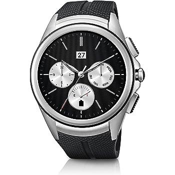 LG G Watch urbane 2nd edition Smartwatch, Nero [Germania]