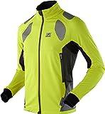 X-Bionic Herren SKI Touring Light Man OW Jacket Jacke Green Lime/Black/Anthracit