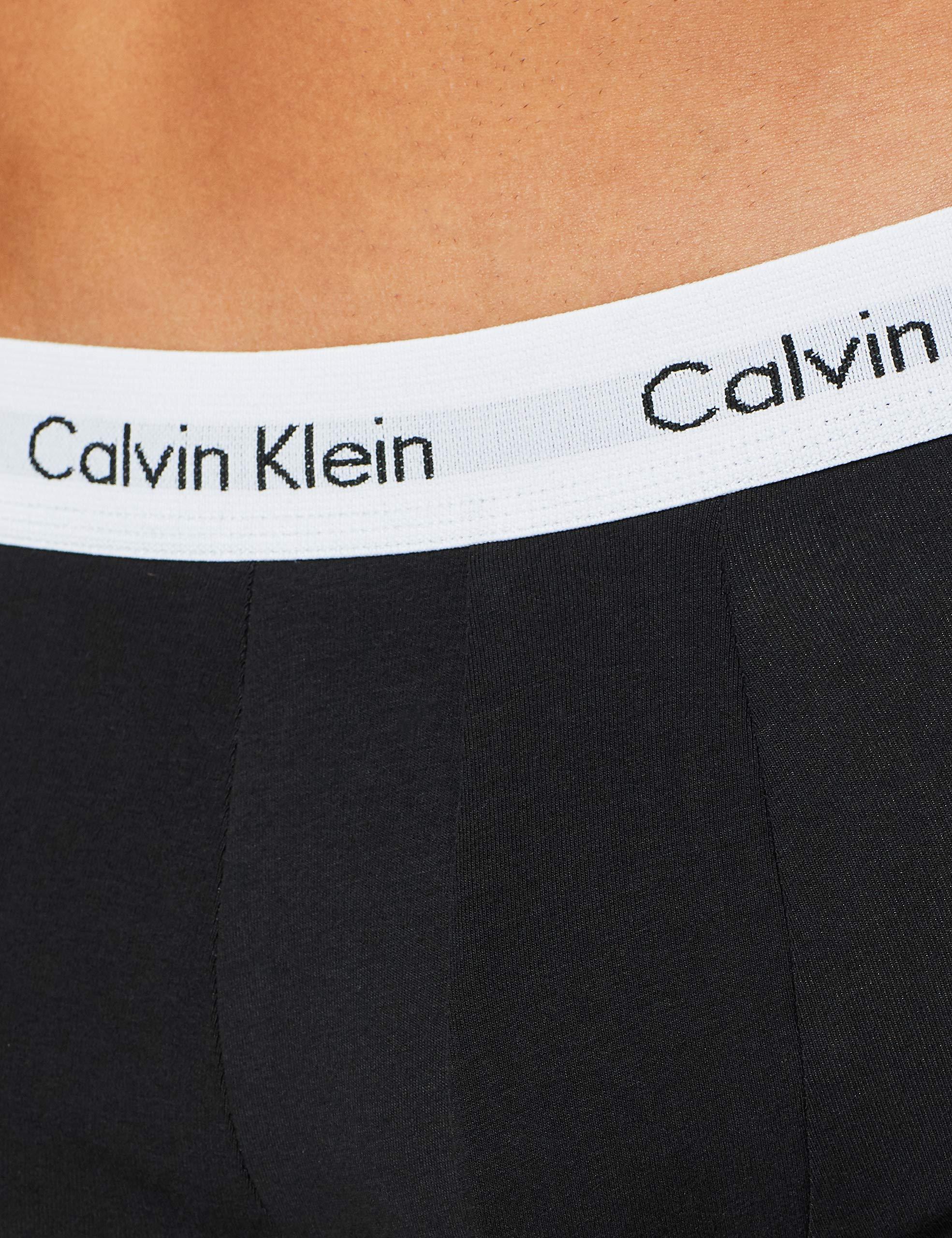 Calvin Klein Underwear Cotton Stretch Boxer (Pacco da 3) Uomo 5 spesavip