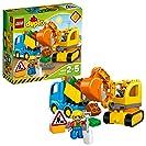 LEGO Duplo 10812 - Bagger und Lastwagen, Ideales Geschenk...