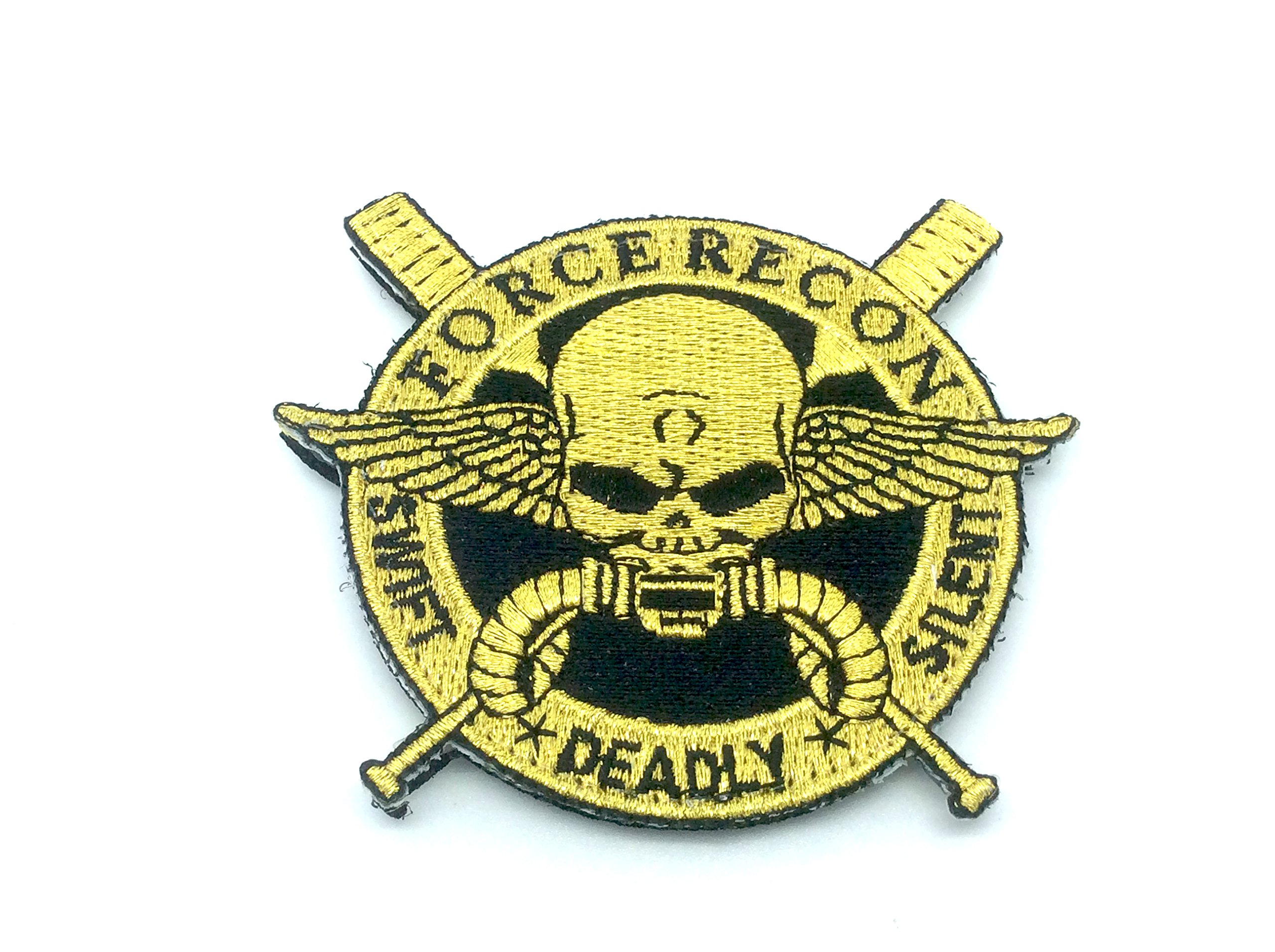 Force Recon Ricamato Airsoft Patch Toppa