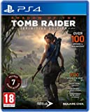 Square Enix Shadow of the Tomb Raider - Definitive Edition Jeu PS4 SQEA24.UK.22GY