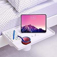 BedShelfie Essential Étagère de Chevet avec Porte-gobelet et étagère de lit superposé 4 Couleurs / 5 Styles vus sur…