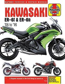 KAWASAKI ER-6F Oxford Motorcycle Cover Waterproof Motorbike White Black
