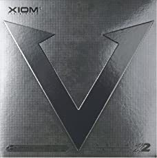 Xiom Vega Pro Table Tennis Rubber- (Max thickness)