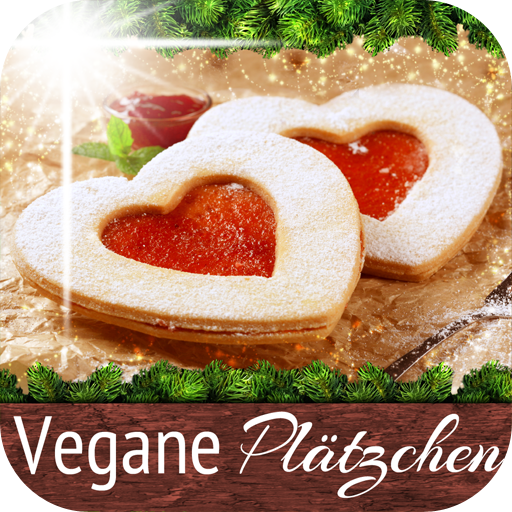 vegane pl tzchen vegan backen im advent und an. Black Bedroom Furniture Sets. Home Design Ideas