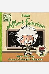 I am Albert Einstein (Ordinary People Change the World) Hardcover