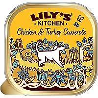 Lily's Kitchen Adult Chicken & Turkey Casserole Complete Wet Dog Food (10 x 150 g)