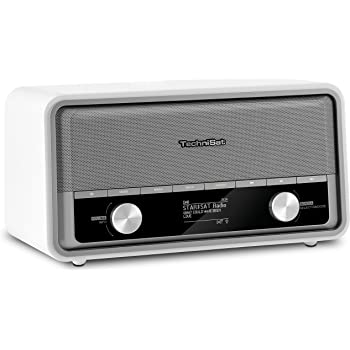 technisat digitradio 520 digital radio mit wlan dab. Black Bedroom Furniture Sets. Home Design Ideas