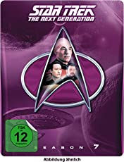 Star Trek: The Next Generation - Season 7 (Steelbook) [Blu-ray] [Limited Collector's Edition] [Limited Edition]